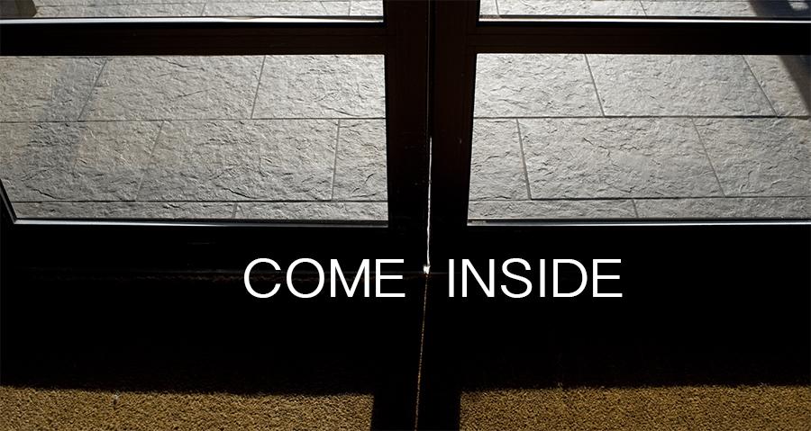 Come Inside Showroom