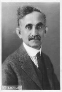 Mano Swartz, Founder, 1923