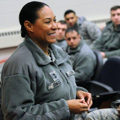 Maj. Gen. Linda L. Singh